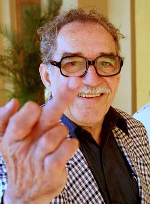 """""""GABO"""" García Marquez Gabo+dedo"""