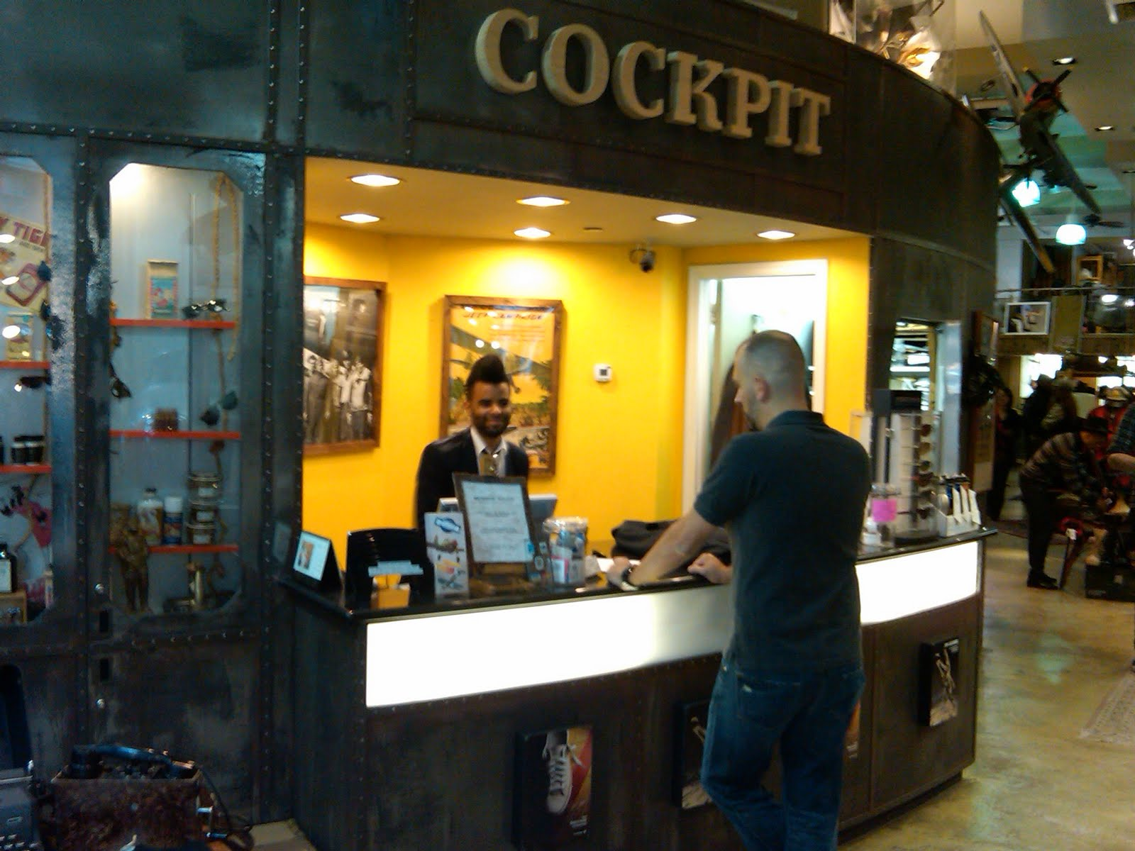 The Cockpit Store Nyc