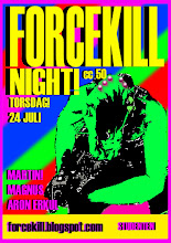 Forcekill Night @ Studenten 24/7
