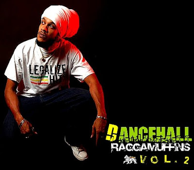 Va-Dancehall Raggamuffins Vol.2 -2009 CVER