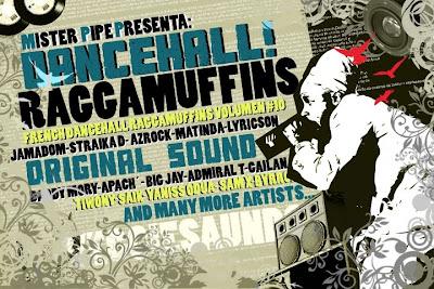 Dancehall Reggae Frances Vol.10-2009 ( EXCLU ) - Página 2 Cover