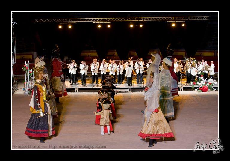 Mundo fotogr fico y m s festival comparsa de gigantes de for Muebles rey arre