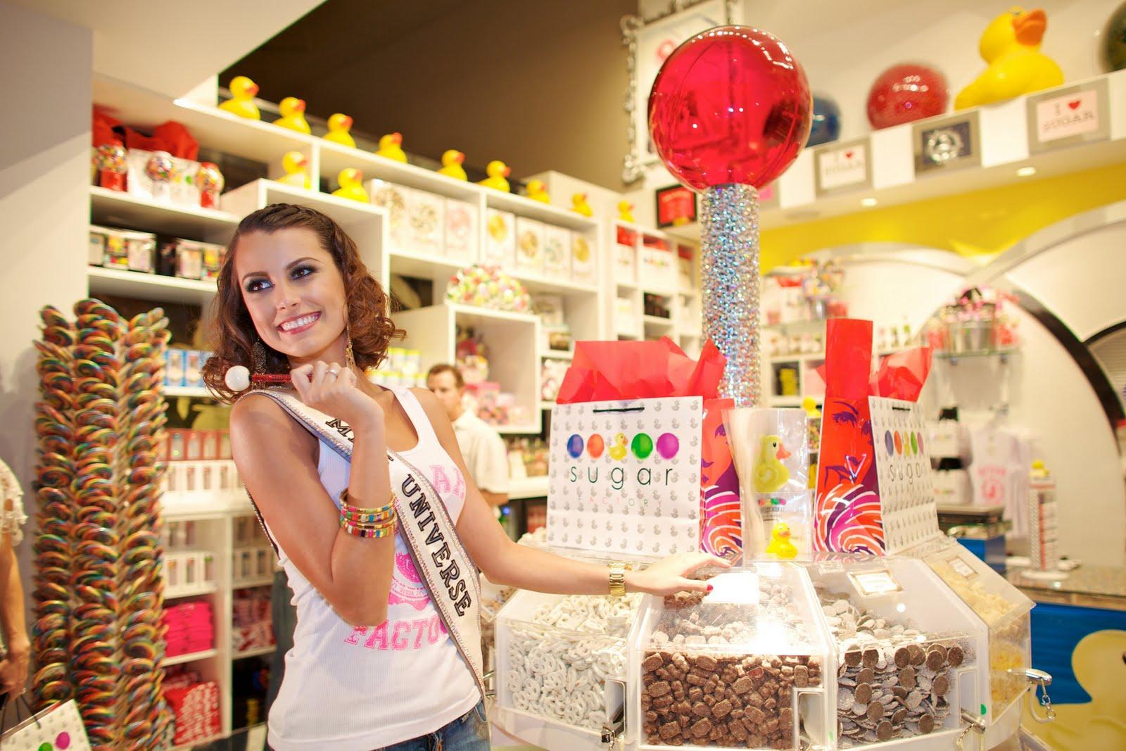 Miss Universe Stefania