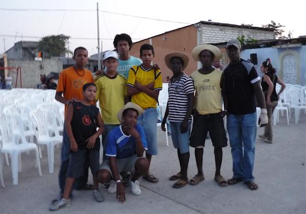 Guayaquil (barrio Isla trinitaria)