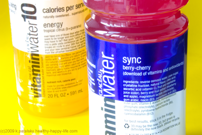 vitamin water sync
