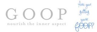 goop logo gwyneth