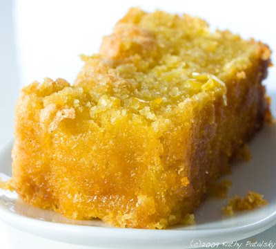 Sweet Fresh Corn Cake. Scoop or Loaf. Both Vegan.