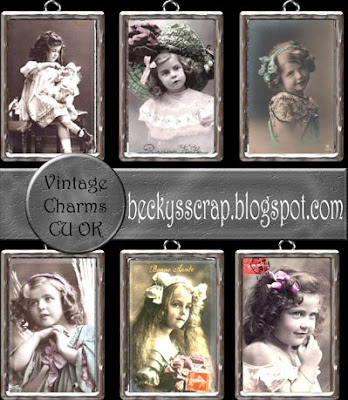 Free Vintage Victorian Charms Commercial Use Previewbkh