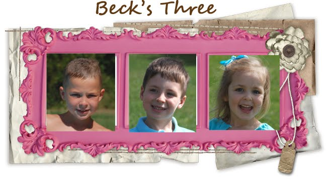 Beck&#39;s Three