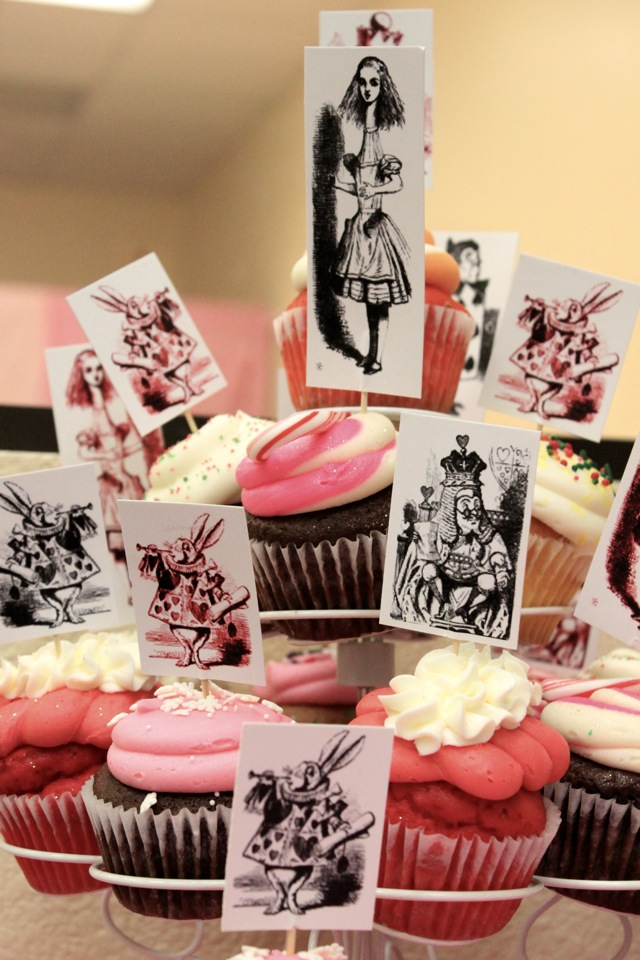 alice in wonderland party themes for adults