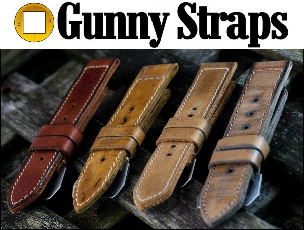 Gunny Straps - Handmade Straps