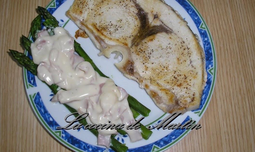 Recetas para no olvidar pez espada a la plancha con for Cocinar pez espada