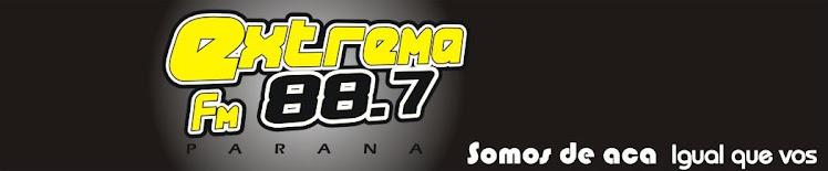 ((( FM Extrema 88.7 ))) Paraná ARGentina - Somos de ACA igual que Vos !