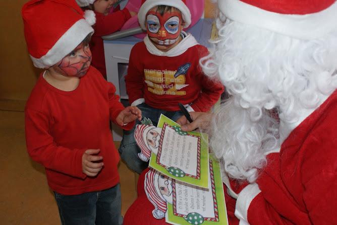 Festa de Natal 2009