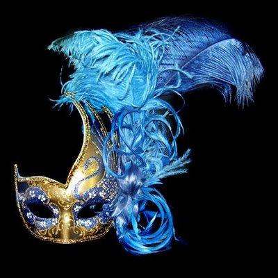 luxury venetian masks