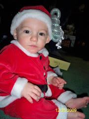 Mr. Santa Claus!
