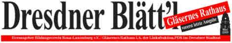 Dresdner Blätt'l (Onlinezeitung ab 2009)