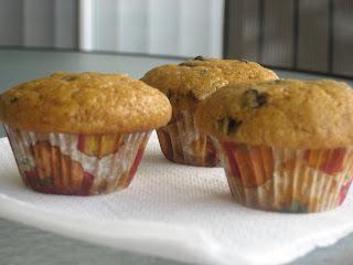 Chocolate Chip Muffins Paula Deen