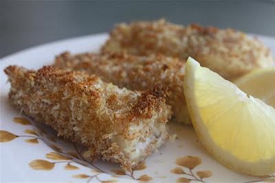 Crispy Fish Fingers