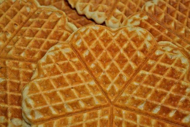 Eagle Loft Kitchen: New Gluten-Free Dairy-Free Egg-Free Waffle Recipe