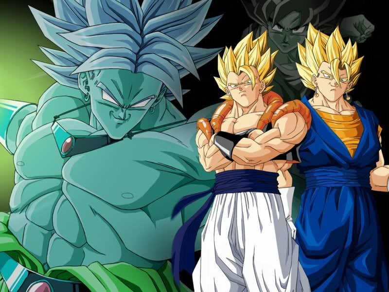 Wallpepers De Dragon Ball Z HD Parte 1