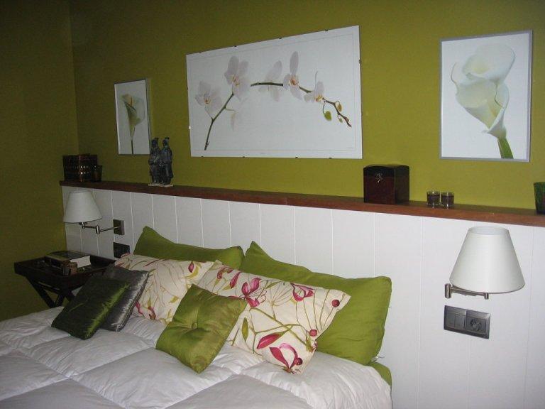 Blog de apuntes ideas para cabeceros - Que cuadros poner en el dormitorio ...