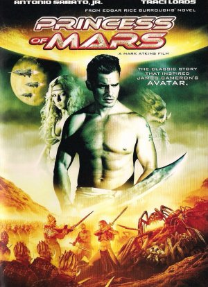 Images Of Mars. Princess of Mars DVD