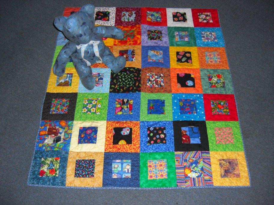 2008 September : little boy quilts - Adamdwight.com