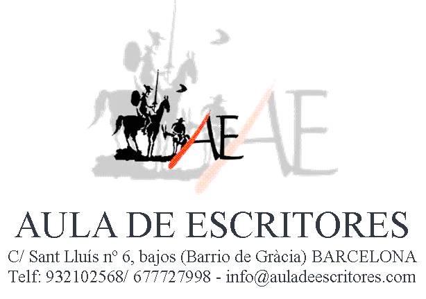 BASES CONCURSOS LITERARIOS  - AULA DE ESCRITORES