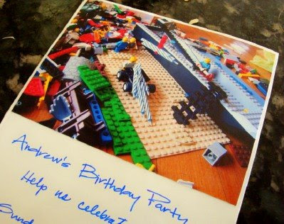 Lego Party Supplies And Ideas