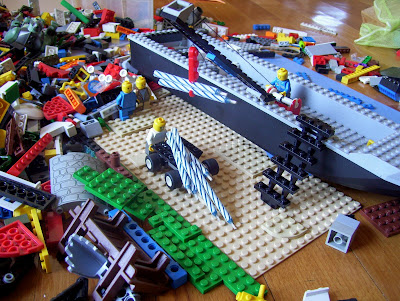 Like Merchant Ships How To Make Lego Birthday Party Invitations