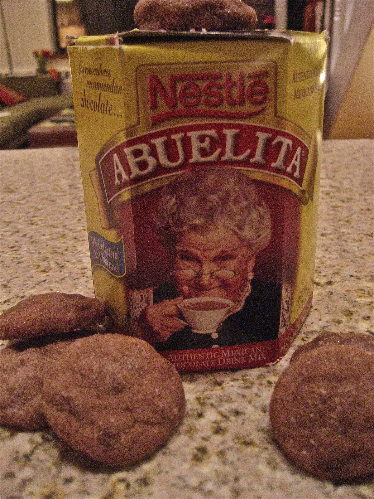 The Sweet Spot: Mexican Hot Chocolate Cookies