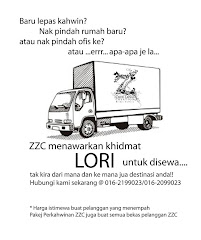 Lorry for rent!