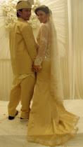 Sarah & Ridza Wedding