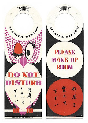 flynxs hotel door hangers sign do not disturb