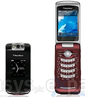 Clamshell BlackBerry coming soon:RIM Blackberry 8210 and Blackberry 8220