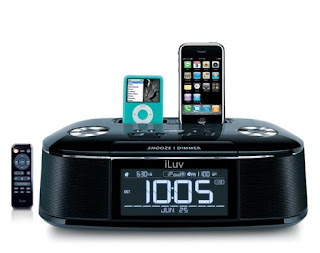 iLuv intros iMM173 Dual Dock with Alarm for iPhone and iPod