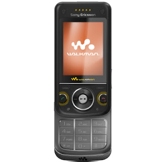 Sony Ericsson Christmas with the W760