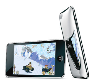 New Apple iPod touch
