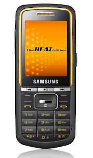 Super-slim Samsung M3510 Beat b unveiled