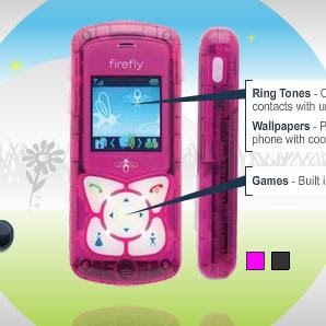 flyPhone and glowPhone, the Handsets to Please Kids and Parents