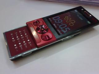 Sony Ericsson Rika is Named W705
