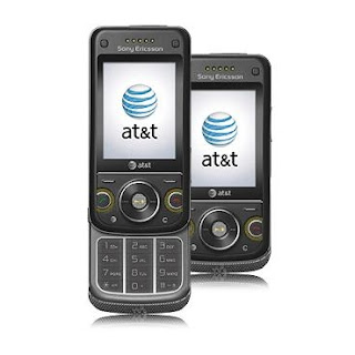 Sony Ericsson W760a Available on AT&T