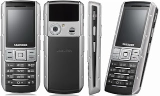Samsung Ego, a luxury cell phone for your alter ego