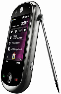 New MOTOSURF A3100 Windows Mobile Smartphone Announced