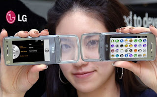 LG GD900 Crystal with S-Class UI