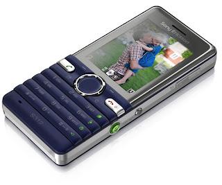 New Sony Ericsson S312 with 2 Megapixel Camera
