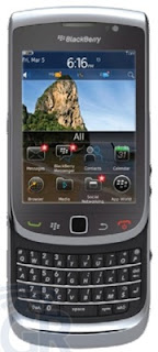 BlackBerry Torch 2 Leaked With 1.2Ghz Processor – Q3 AT&T Release