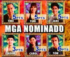 VOTE FOR Carol and the original House A  housemates!