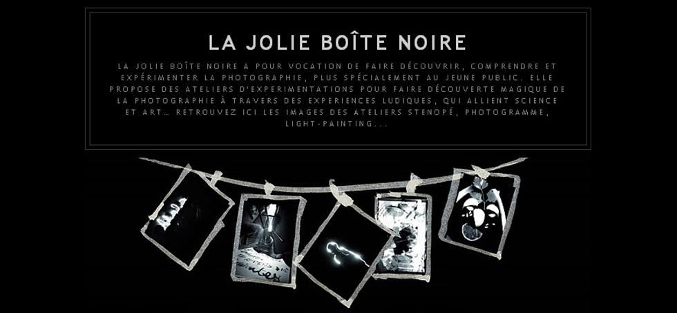 LA JOLIE BOÎTE NOIRE